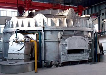 Top Loading Melting Holding Furnace